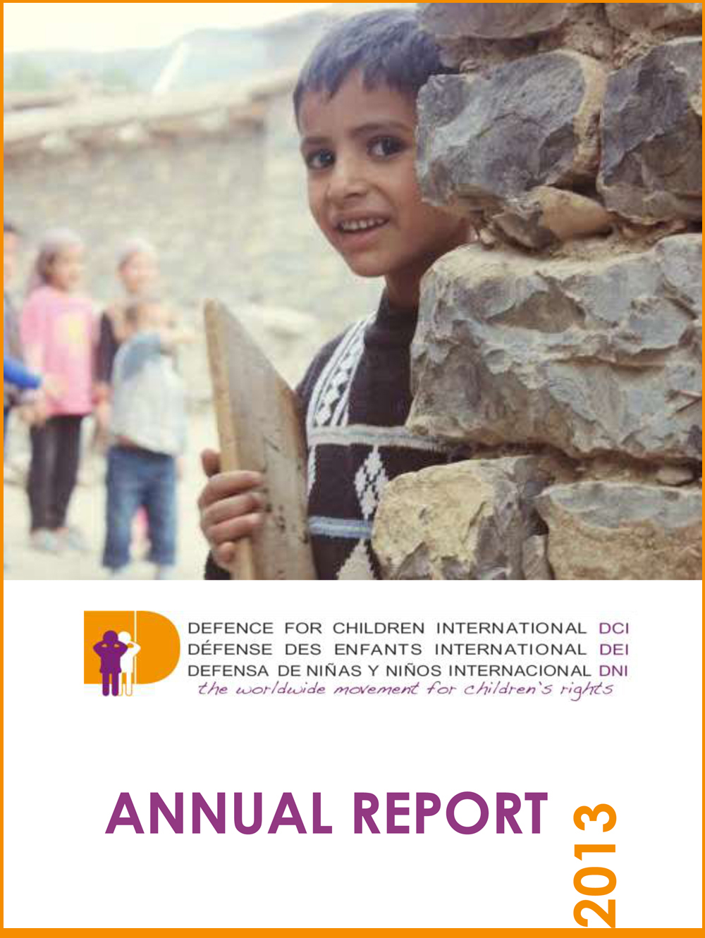 AnnualReport2013 Cover