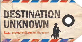 destination unknown campaign logo